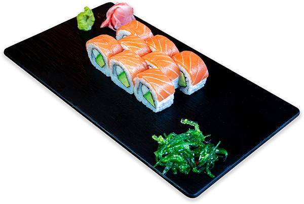 California Maki de salmón