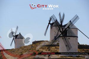 Día de Castilla-La Mancha Asador City Wok