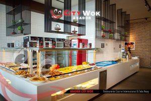buffet libre Asador City Wok Talavera