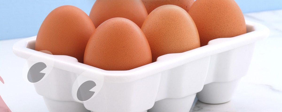 Diferencias entre el huevo frito y el huevo cocido