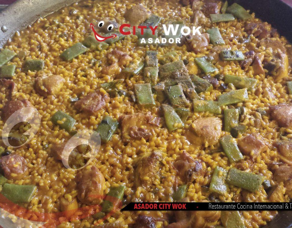 Prueba una verdadera paella valenciana en Talavera de la Reina
