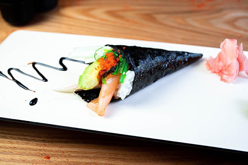 Buffet Libre Sushi - Galería del Restaurante Asador City ...