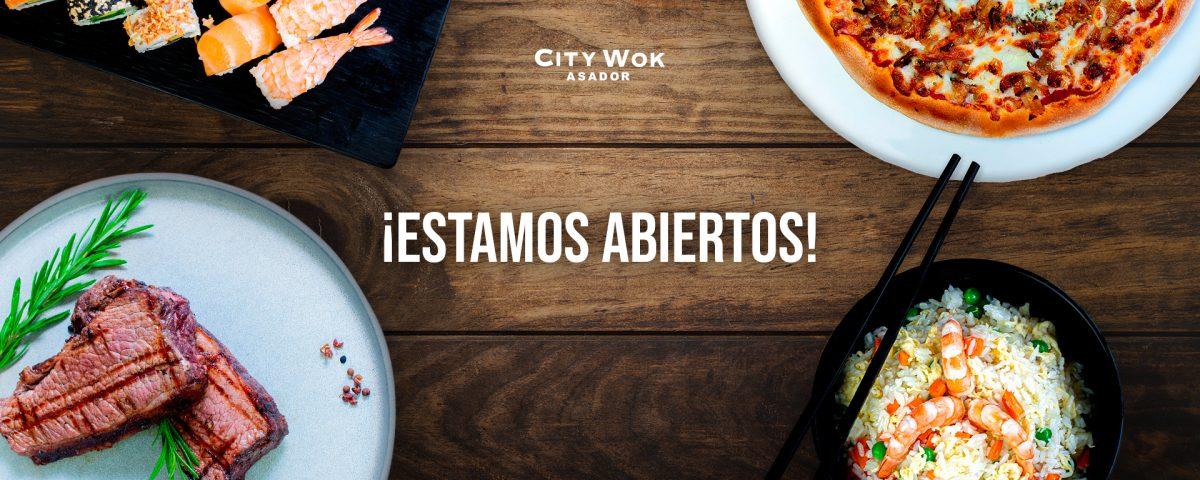 City Wok Talavera de la reina