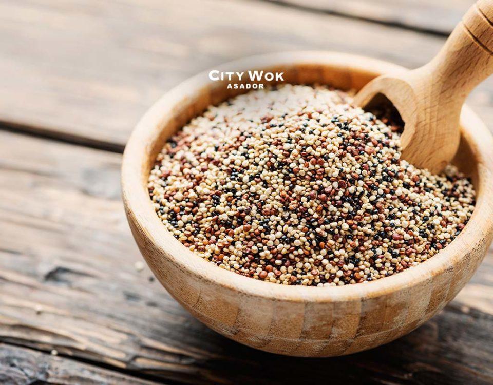 ¿Por qué es bueno comer quinoa?