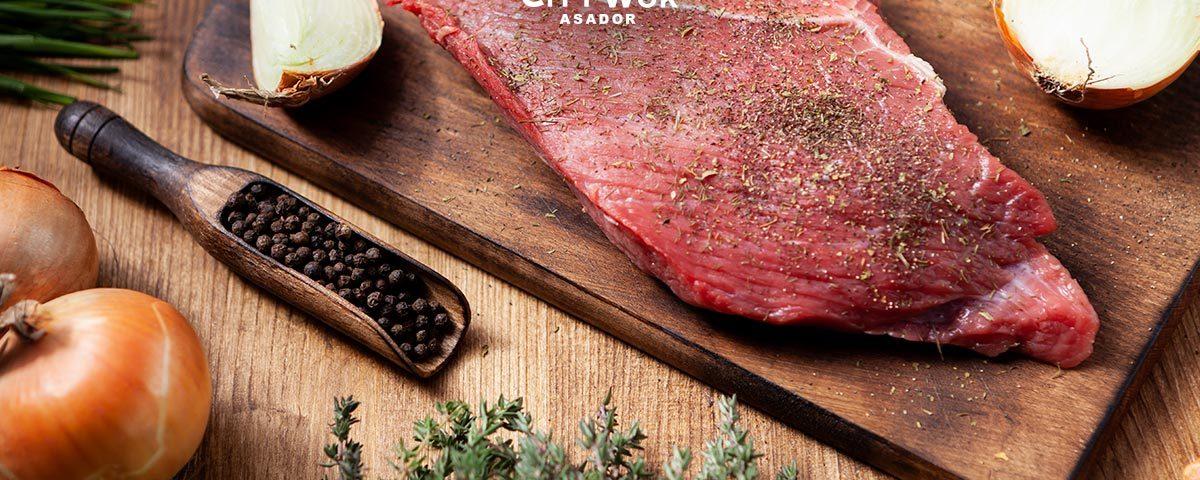 Diferencia entre carne roja y carne blanca