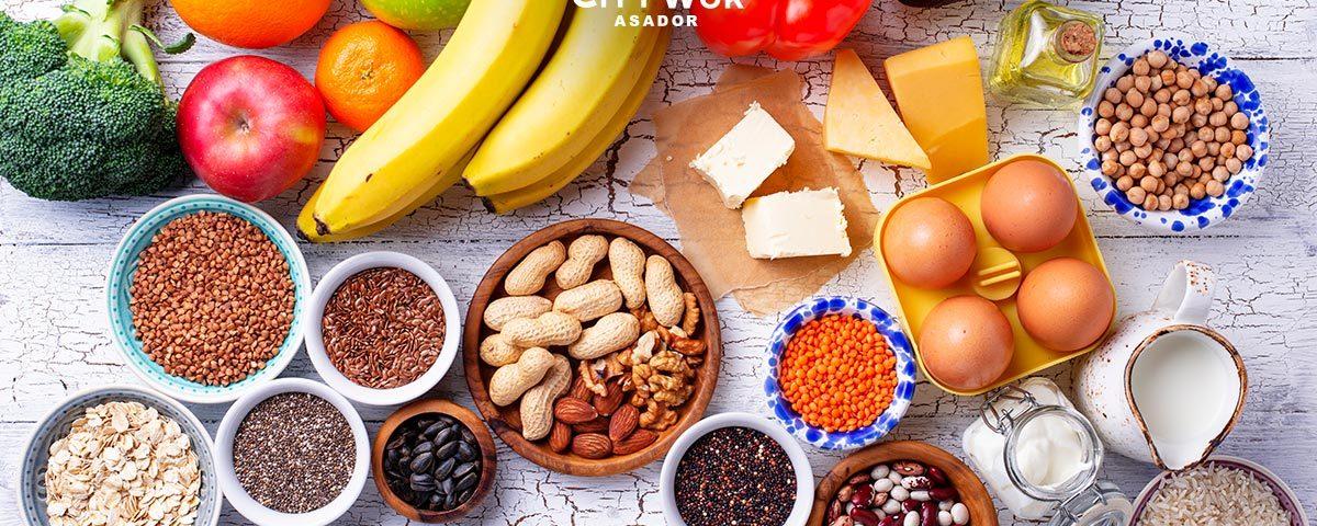 La importancia de una dieta equilibrada