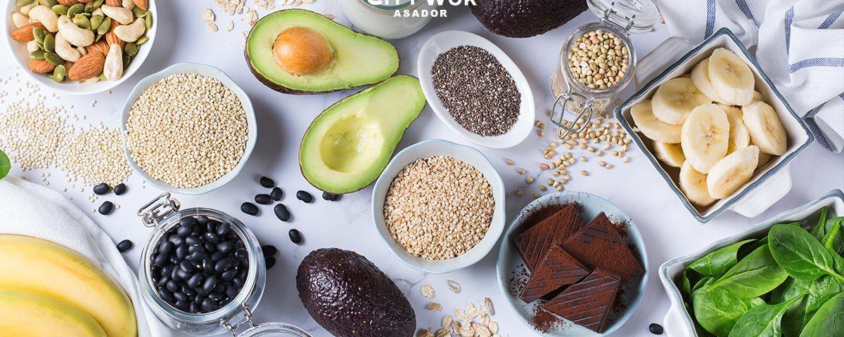 Alimentos ricos en hierro para incluir en tu dieta