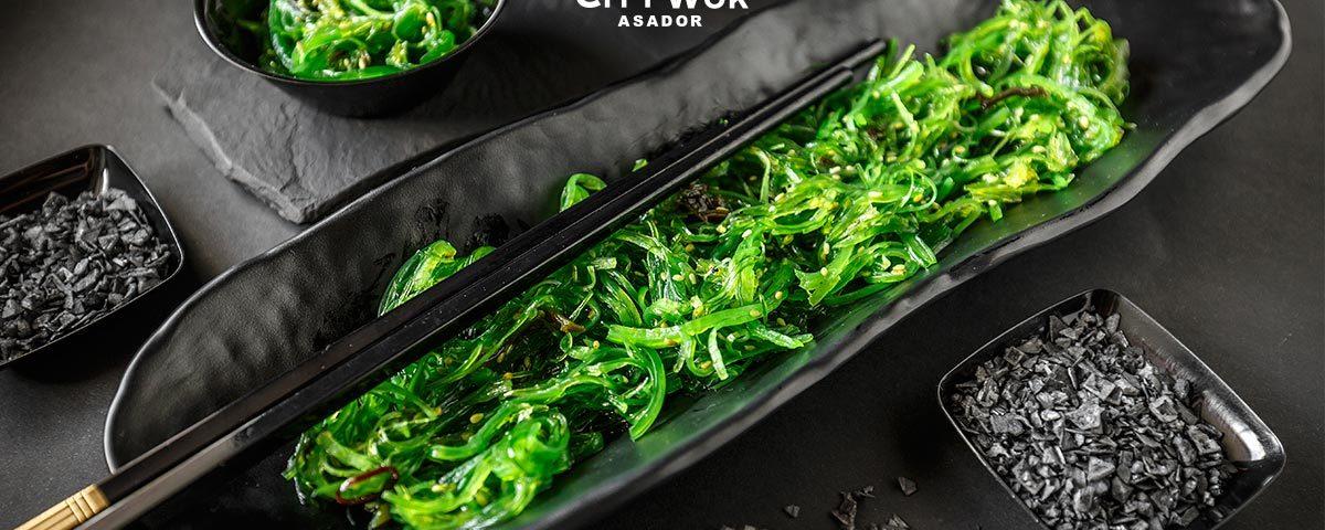 Beneficios de comer alga Wakame